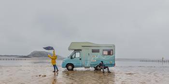 Le camping-car d'Action Hero s'arrête à Lille pour enregistrer vos plus belles chansons