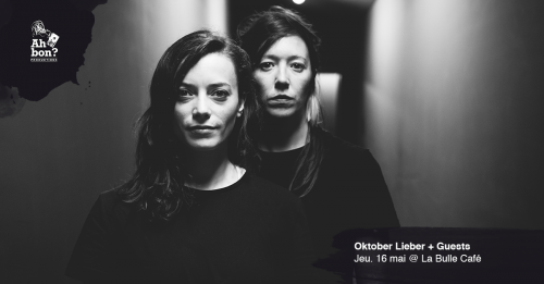 Oktober Lieber + Dear Deer : un concert Ah bon ?
