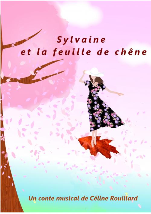 Sylvaine et la feuille de chêne