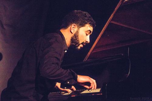 Yannic Seddiki Trio à La Ferme d'en Haut