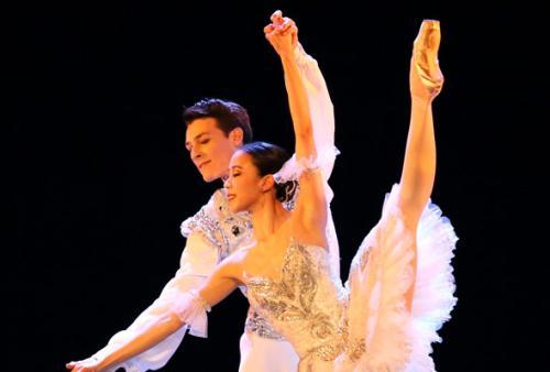 Gala d'étoiles, spectacle de danse