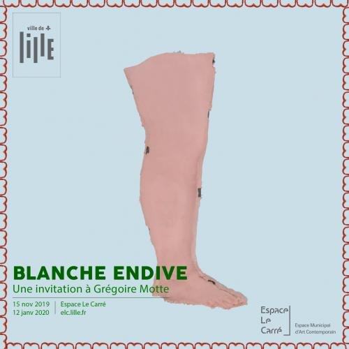 Blanche Endive par Grégoire Motte
