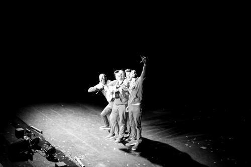Les Wriggles + Candyce Leflan au Théâtre Sébastopol