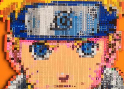 Ubik Pixel Art Au Dernier Bar Avant La Fin Du Monde