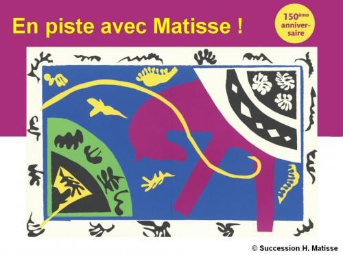 En piste avec Matisse !