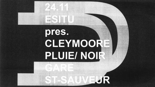 ESITU Records invite Cleymoore