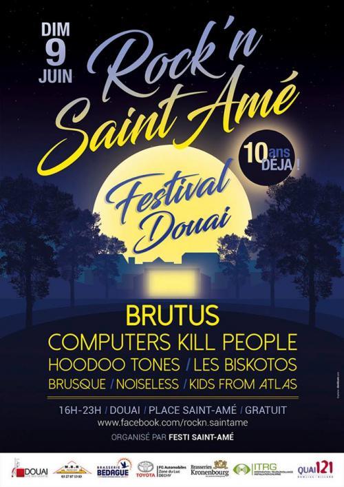 Festival Rock'n Saint Amé