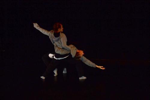 Jogging, un spectacle de danse