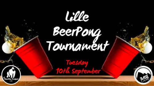 Lille Beer Pong Tournament