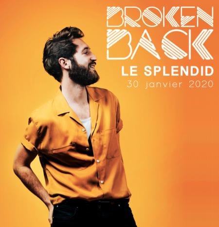 Broken Back au Splendid