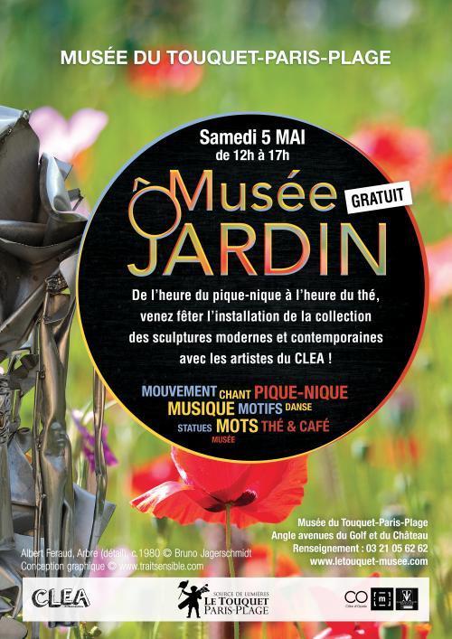 Musée Ô Jardin et pique-nique