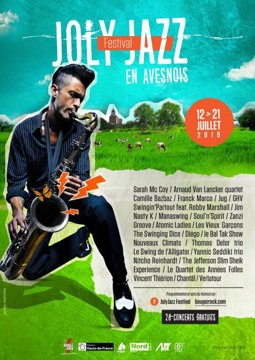 Joly Jazz en Avesnois Festival 2019