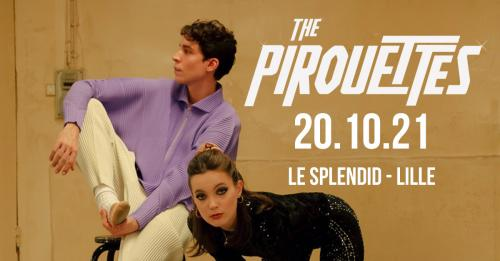 The Pirouettes au Splendid
