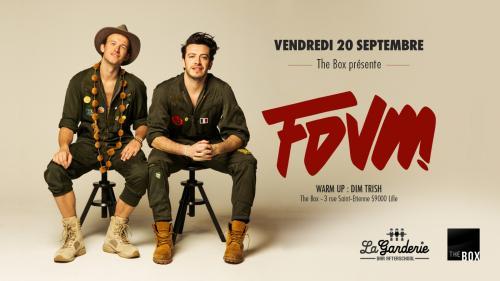 The Box présente FDVM