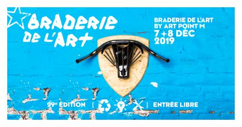 Braderie de l'art 2019