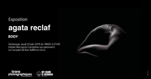 Agata Reclaf : Vernissage BODY