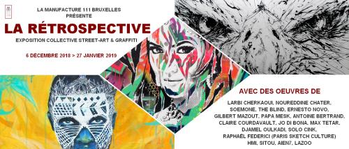 La Rétrospective : l'exposition best-of de la Manufacture 111