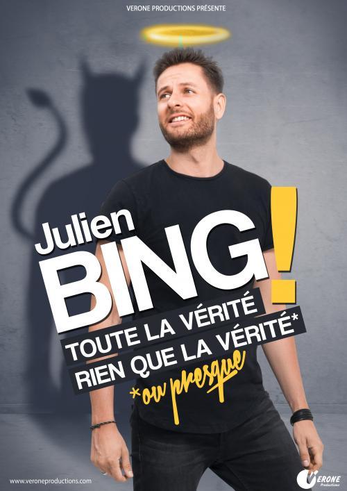 Julien Bing au Spotlight