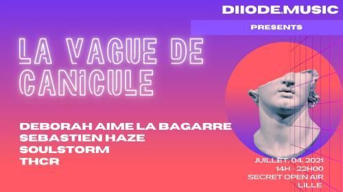 «Vague de Canicule», l'open air organisé par DIIODE Music