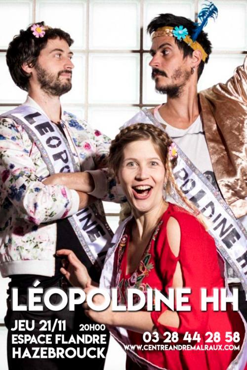 Léopoldine HH + Rive