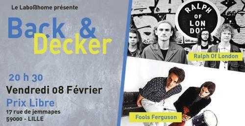Fools Ferguson + Ralph of London