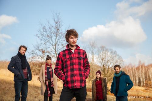 "Guillaume Vierset ""Harvest Group"", la release party"