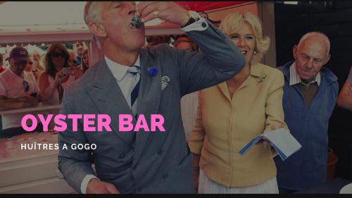 Oyster Bar – Huîtres à gogo !