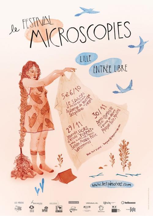 Festival Microscopies : journée d'étude