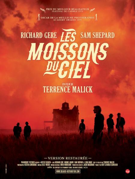 «Les Moissons du Ciel» : Reprise d'un classique intemporel du grand Terrence Malick