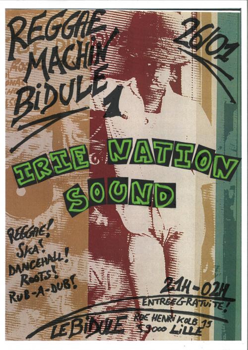 Reggae Machin Bidule