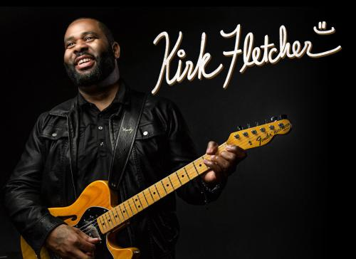 Kirk Fletcher, l'un des plus grands guitaristes blues & soul de sa génération
