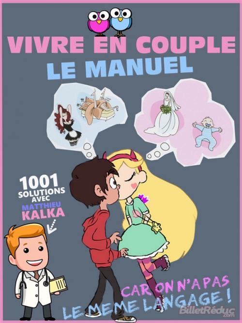 Vivre en couple : le manuel à la Boîte à Rire
