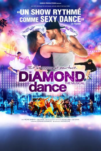Des invitations pour Diamond Dance – The Musical