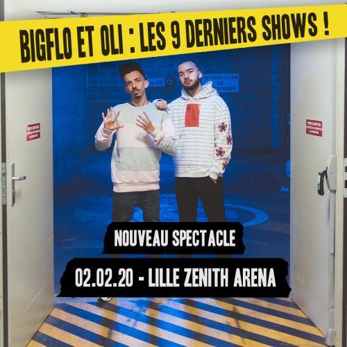 Bigflo et Oli au Zénith