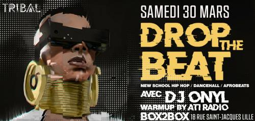 Drop the beat – New school hip hop