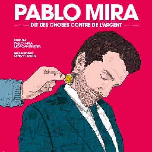 Pablo Mira au Théâtre Sébastopol