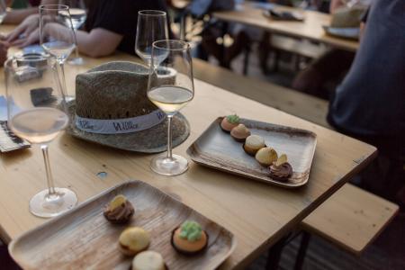 Afterwork dégustation vins d'Alsace, tapas, pâtisseries