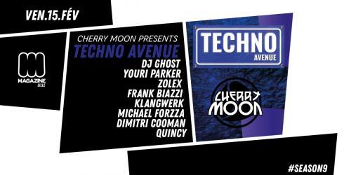 Cherry Moon au Magazine Club