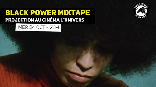 Le documentaire Black Power Mixtape