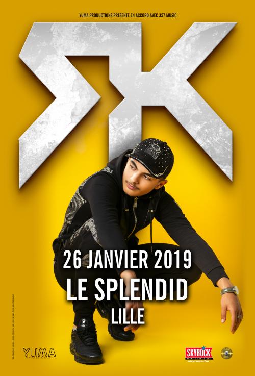 RK au Splendid de Lille