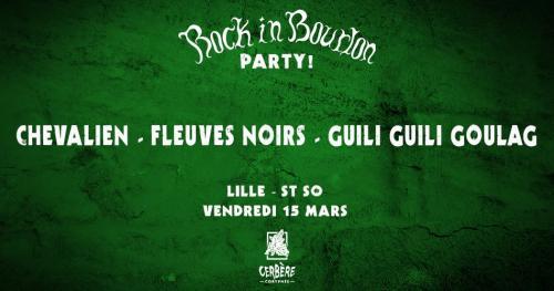 Rock in Bourlon party à St So