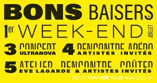 Bons baisers – Concert, rencontre, atelier, goûter…