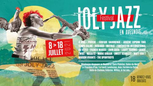 Joly Jazz en Avesnois