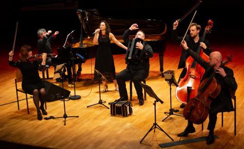 Printemps musical de Silly – Astoria ensemble & Eguimodanz