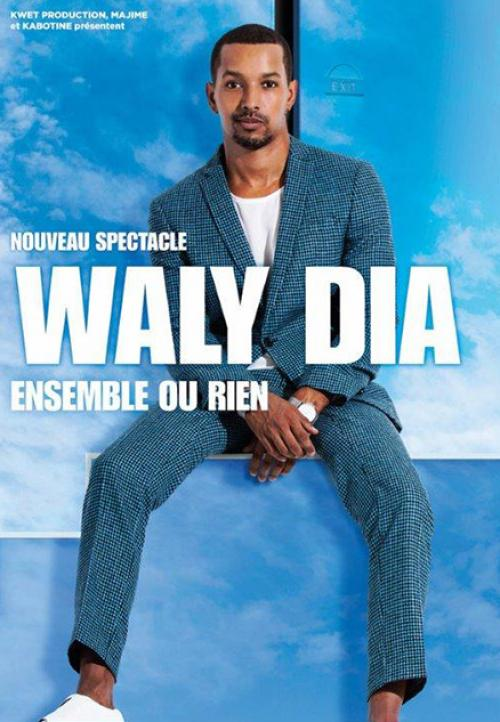 Waly Dia au Splendid