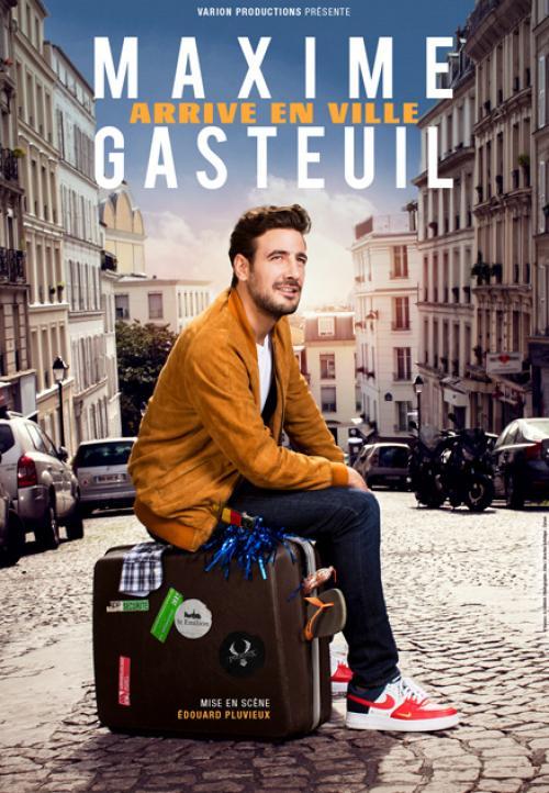 Maxime Gasteuil au Splendid