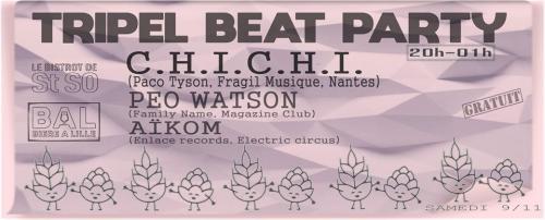 Tripel Beat Party à St So