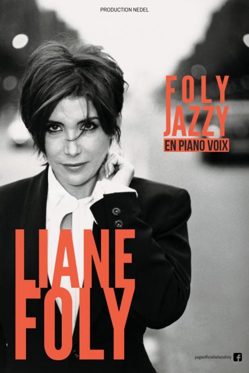 Liane Foly en live