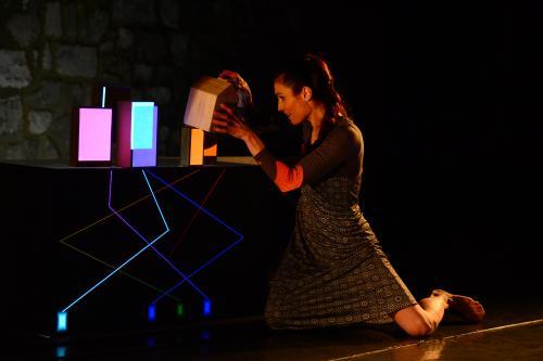 Tavola, un spectacle jeune public