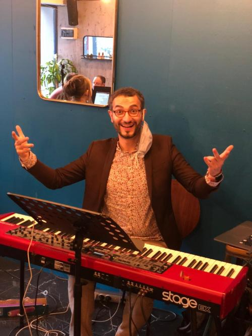 Samvel Jukebox – Karaoké Live